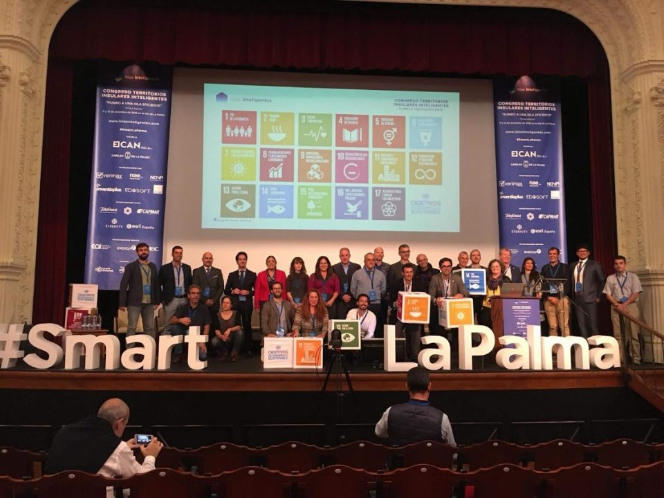 Congreso Territorios Insulares Inteligentes 2018
