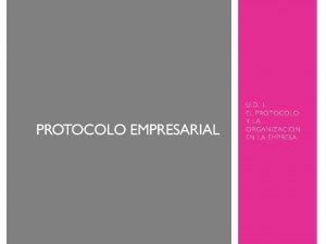 Evento7 Protocolo Empresarial