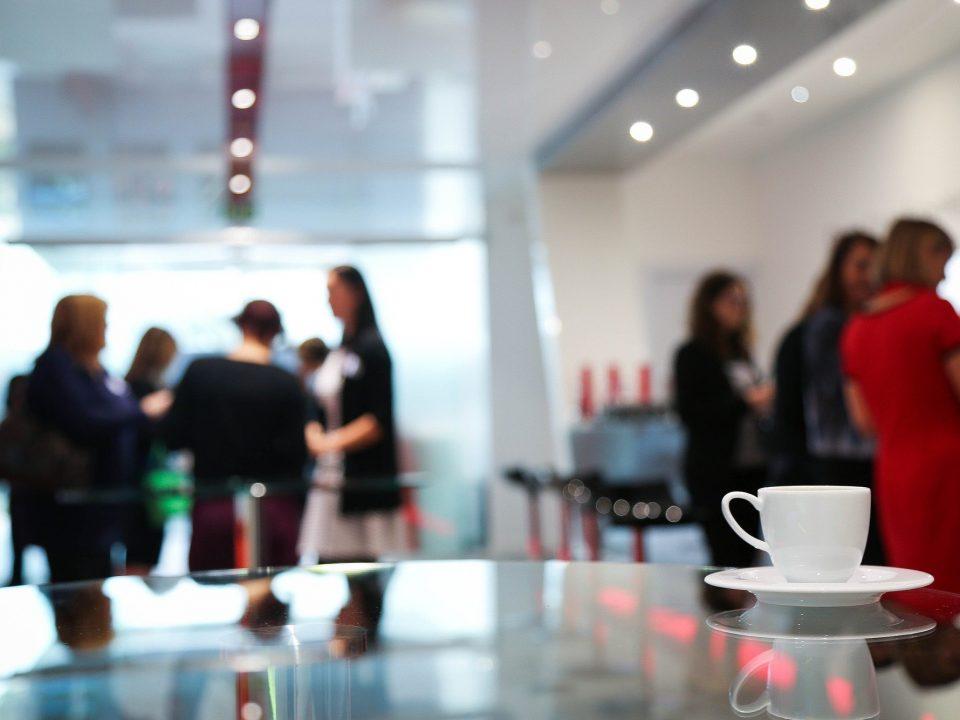 Evento7 Coffee Break